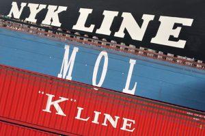 Fusión NYK MOL K-Line