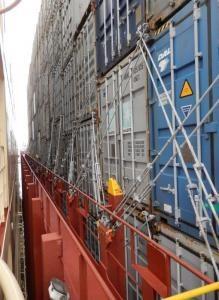 Container Atrincados
