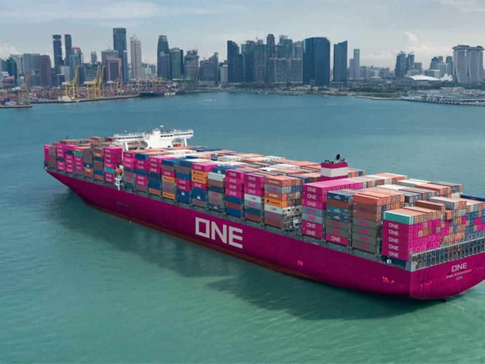 Ocean Network Express ONE